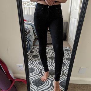 [NWOT] High Waist Skinny in Slim Illusion Luxe B
